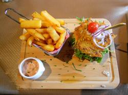 Burger alsacien