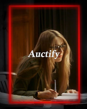 Auctify Smartglasses Ad