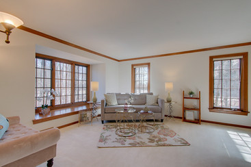 Mequon Living Room Stage & Style MKE