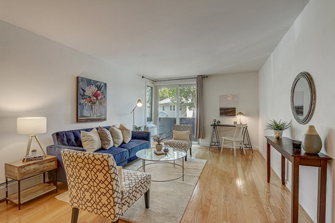 East Side Listing - Staging by Style Space