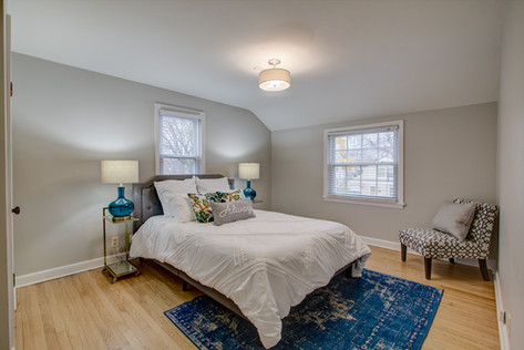 Whitefish Bay Bed Room Stage & Style MKE