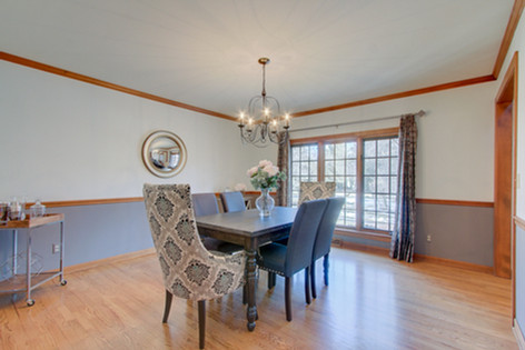 Mequon Dining Room Stage & Style MKE