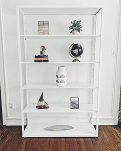 Simply perfect shelves