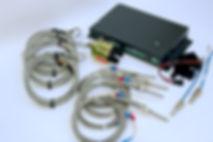 Four cylinde engine instrument electronics EFIS