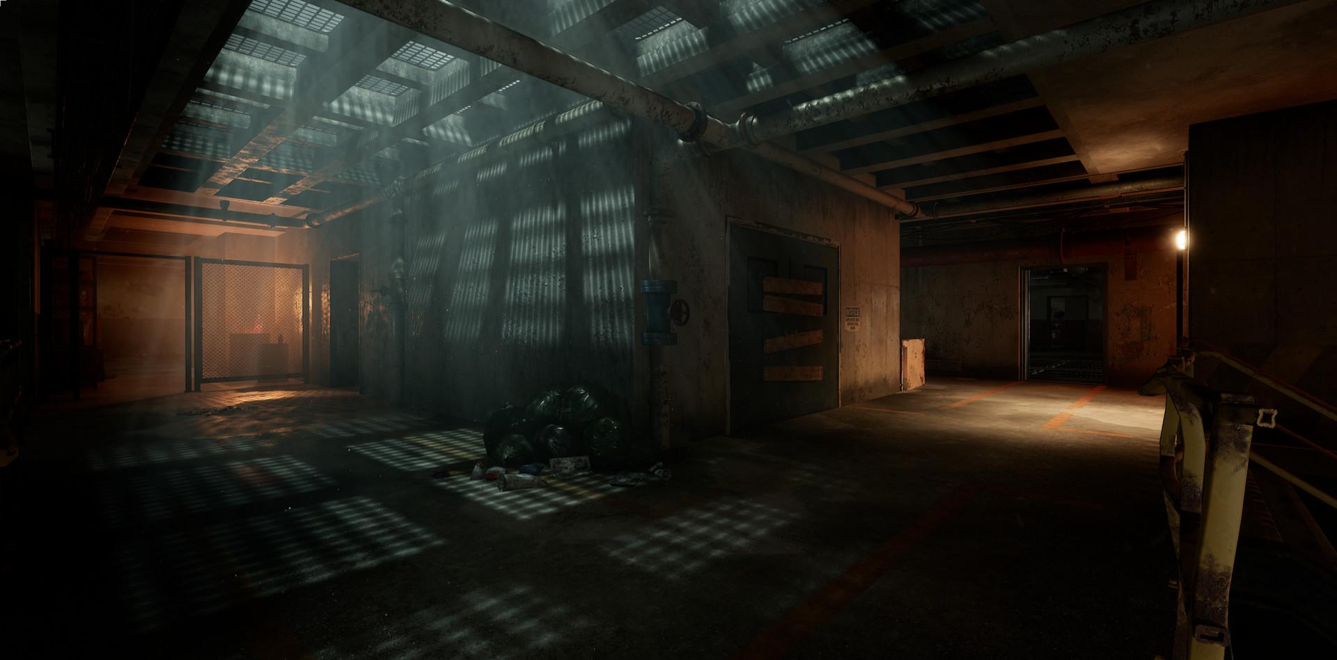 OTWD_UnderGround_Corridors