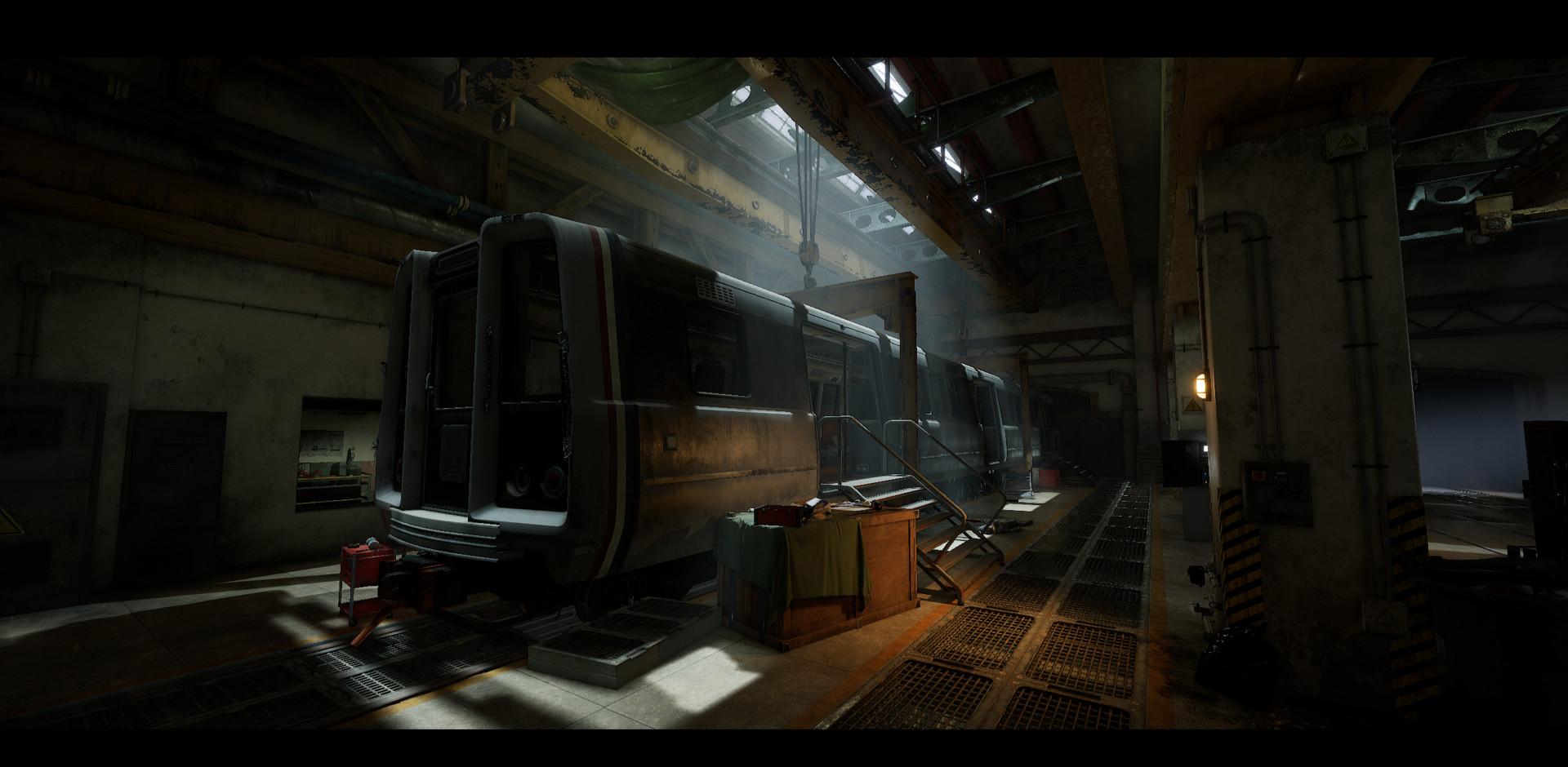 OTWD_UnderGround_Trainyard