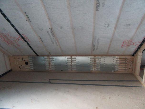 wall heating