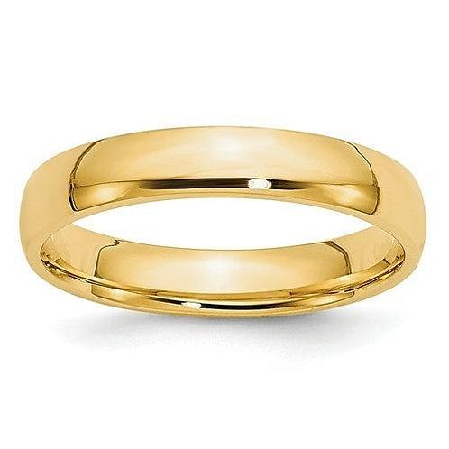 14K Gold Wedding Bands