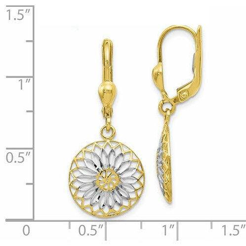 10K Gold Earrings 3
