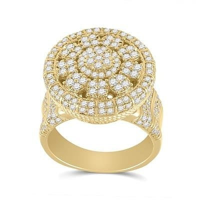 14KT Gold Men's Ring