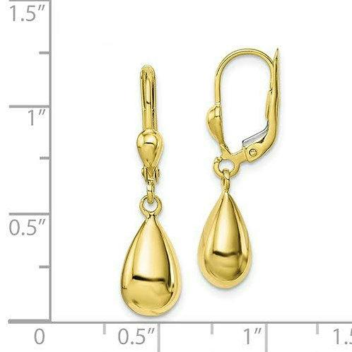 10K Gold Earrings 2