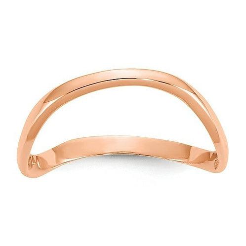 14K Rose Gold Toe/Thumb Ring