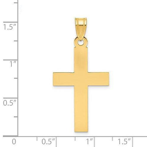 14K Gold Cross 5