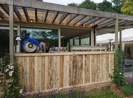 Chipping Norton Event Hire | Oxfordshire | Pallet Bar for Hire
