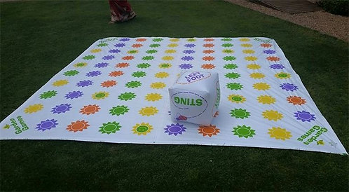 Chipping Norton Event Hire | Oxfordshire | Giant Twister for Hire