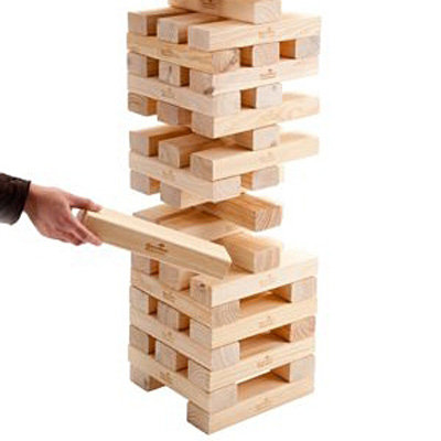 Chipping Norton Event Hire | Oxfordshire | Giant Jenga for Hire