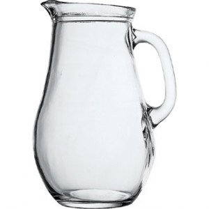 Chipping Norton Event Hire | Oxfordshire | Glass Jug For Hire