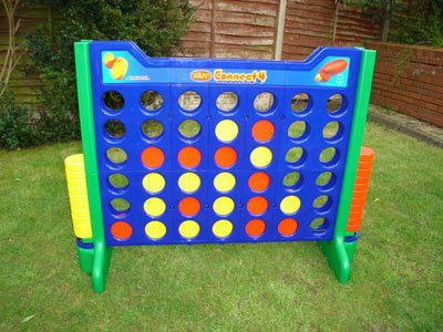 Chipping Norton Event Hire | Oxfordshire | Giant Connect Four for Hire