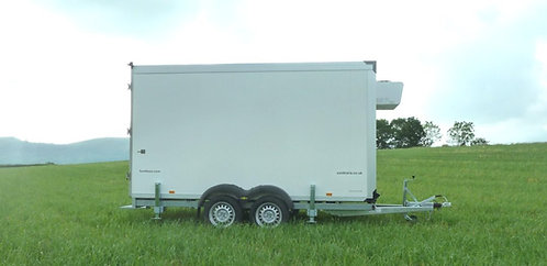 Extra Large Refrigerated Trailer