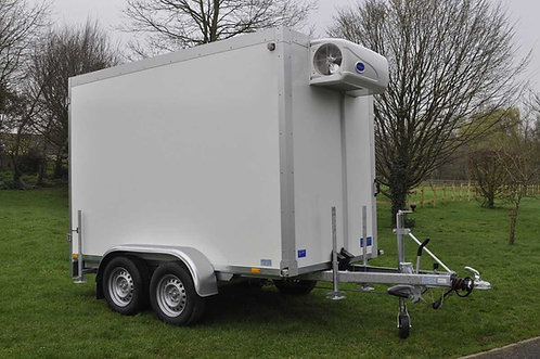 Refrigerated Trailer Hire - Large Trailer