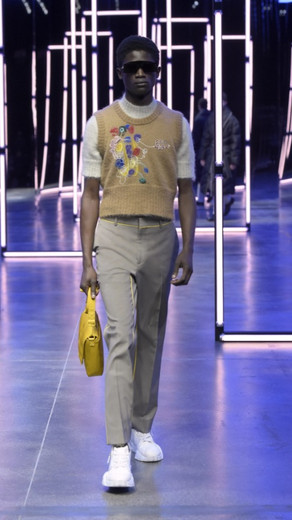 Fendi Doesn't Offend!