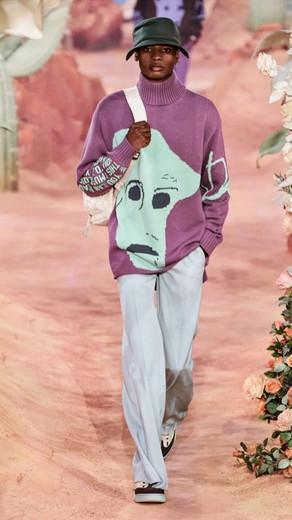 Cactus Jack Dior Unveils a New Dandy