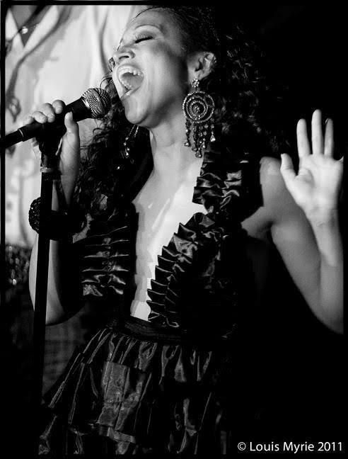 R&B Singer Chante Moore