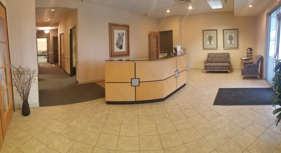 IC Front Lobby