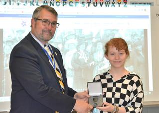 AUSN JROTC Award
