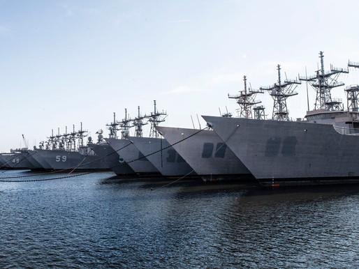 AUSN Releases Blueprint for Achieving a 355-Fleet Navy