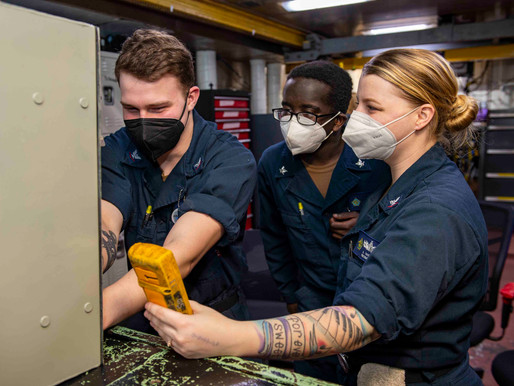 WASHINGTON EXAMINER: How the Navy's push for diversity and inclusion threatens unity in the ranks