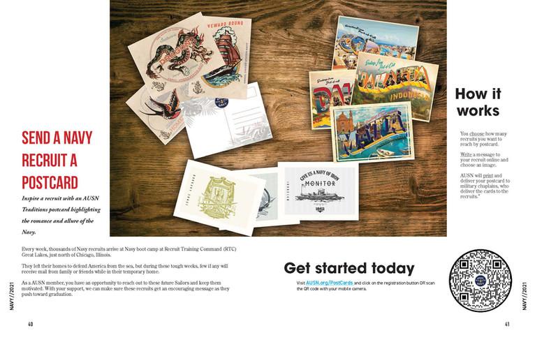 Postcards Sneak Peak