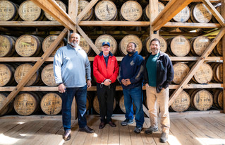 Navy Members on the Kentucky Bourbon Trail