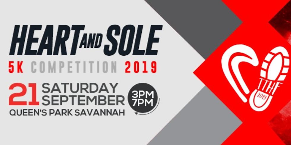 Heart & Sole 5k 2019