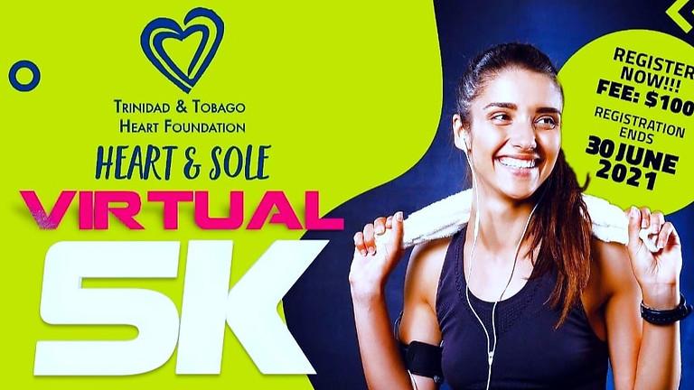 Heart & Sole - Virtual 5K