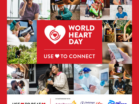 USE ❤️ This World Heart Day