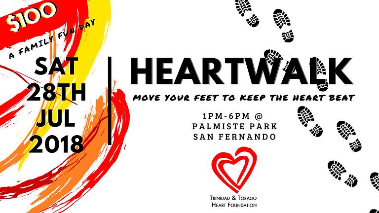 TTHF's Heartwalk 2018