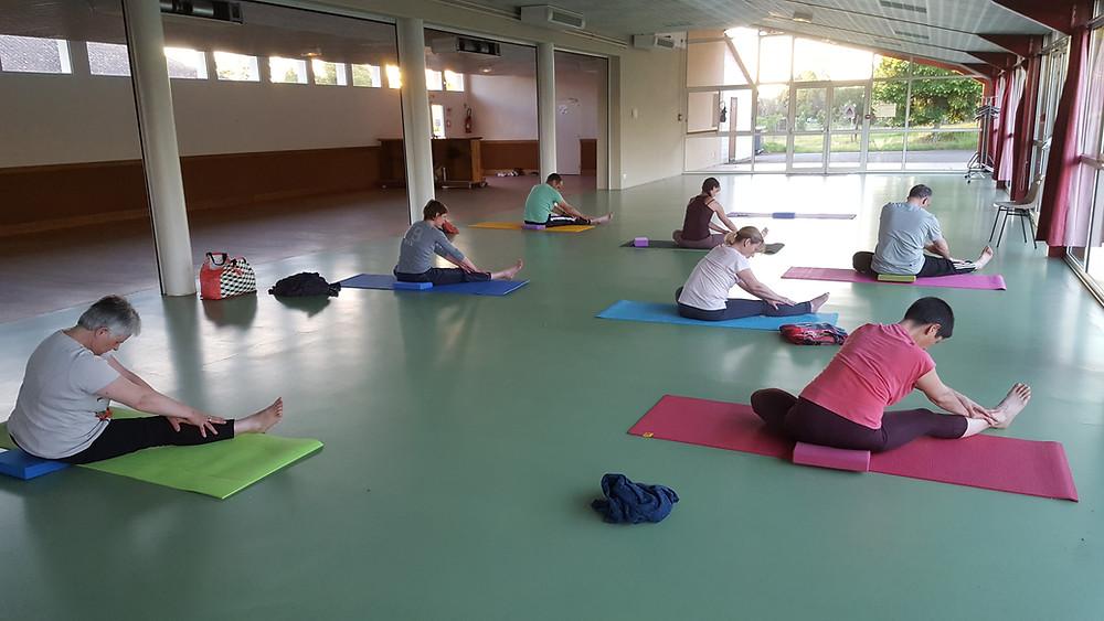 Lien vers stage de yoga, méditation et cuisine en Charente