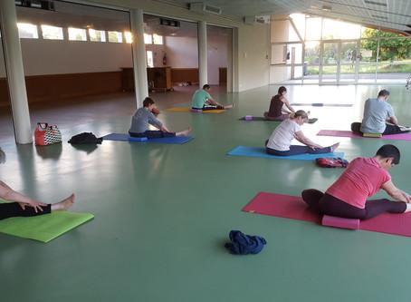 Stage de yoga, méditation et cuisine