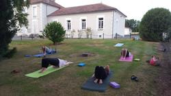 Cours de yoga Roussines