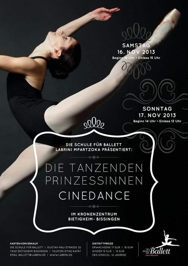 Die Schule für Ballett