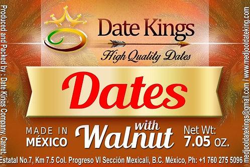 Walnut Medjool Dates