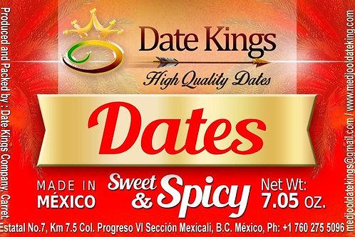 Sweet & Spicy Medjool Dates