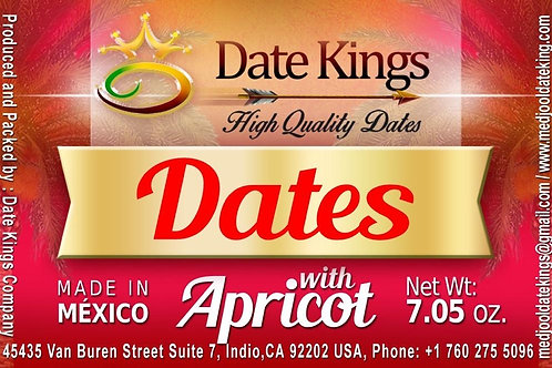 Apricot Medjool Dates