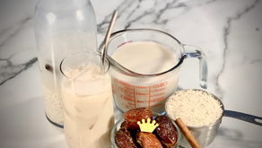 Date-Sweetened Horchata