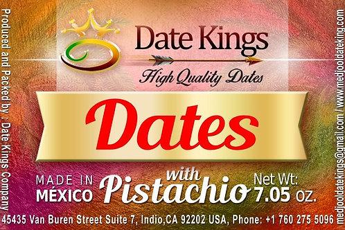 Pistachio Medjool Dates