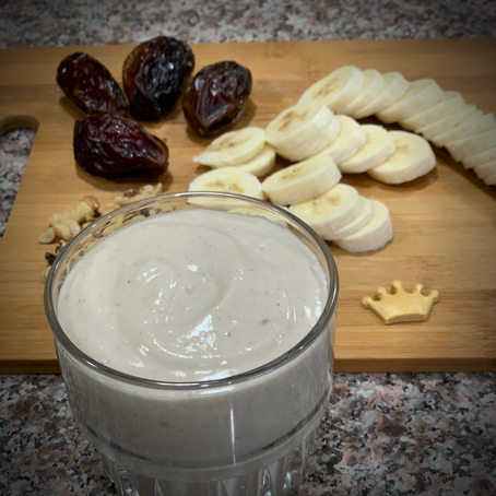 Date Banana Shake