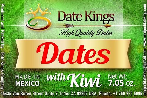 Kiwi Medjool Dates