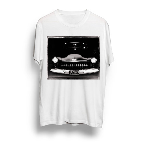 """51 Merc"" Classic Car T-Shirt by Timothy White"