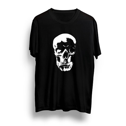 Skull T-Shirt by Timothy White